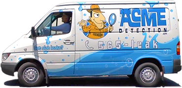 ACME Detection Van